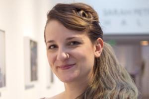 Headshot of Genevieve Arnone.