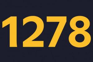 1,278
