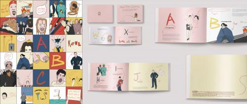 Nu Metal book design by Christa Faas
