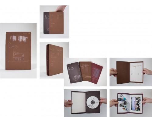 Photos of Seventeen: Coming Home cd box set