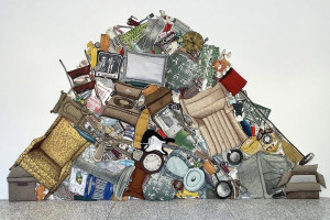 Photo of Kay Healy's Pile