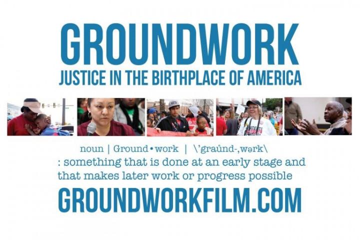 Groundwork poster